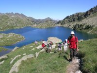 Mountain Trekking: Colomers Lakes