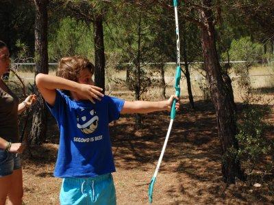 Campamento Cervantes Campamentos Multiaventura