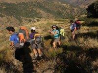 Treking Sierra Nevada