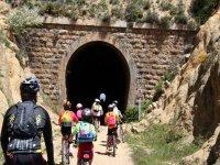llegando al tunel