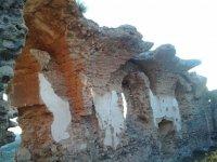Visitando las bovedas de Castellnovo