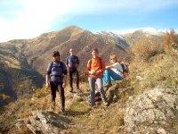 在徒步的距离Boí谷 - 的Aiguestortes远足