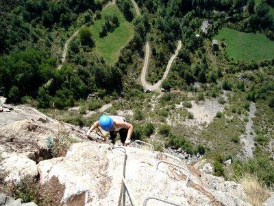 Free Flocks Muntanya i Esqui Vía Ferrata