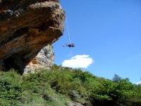 登山运动蓬德Suert飞行