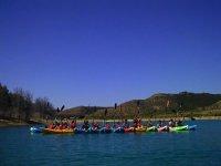 Excursiones en canoa para grupos