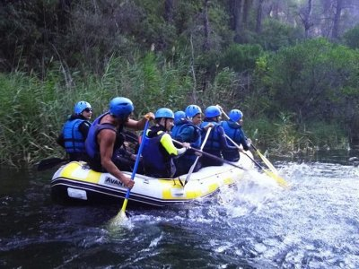 Escape Aventura Rafting