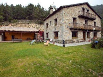 Casa Rural Rustic Vilella