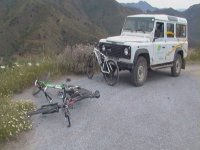 Vehiculo de apoyo