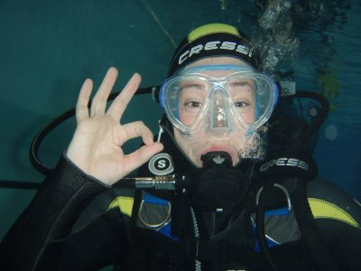 Open Water Diver Course for beginners
