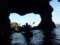 Cuevas acuáticas en Denia