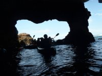 Water caves in Denia