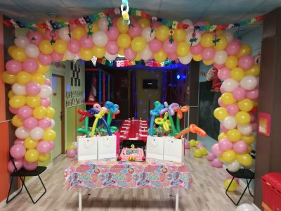 Birthday party for kids + food Ciudad Real