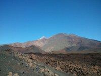 Por las Cañadas del Teide