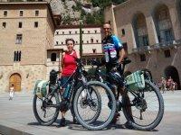 Visita cultural en bicicleta