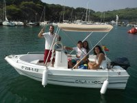 Boat for renting