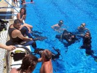 piscina entrenamiento  27 agosto 2009