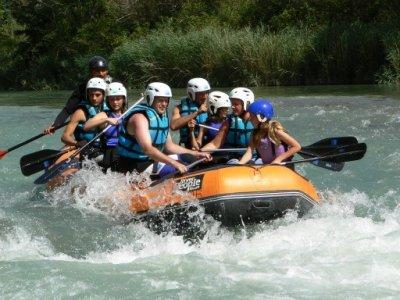 Locura de Vida Rafting