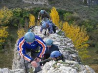 Iniciación a actividades de montaña