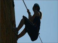 Tecnica de descenso vertical