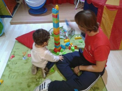 1-hour access in a playroom in Ciudad Real