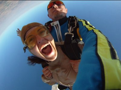 Skydive Requena