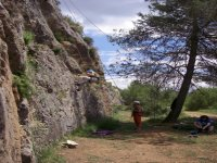 Climbing routes in Alicante