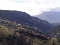 Impressive views of la Alpujarra