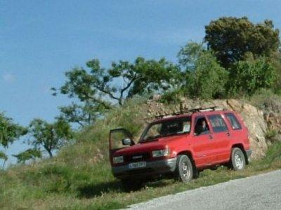 Alpujarra Experience  Rutas 4x4