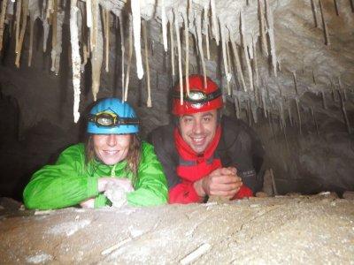 Speleologia nelle grotte di Baltzola, 3-4 ore