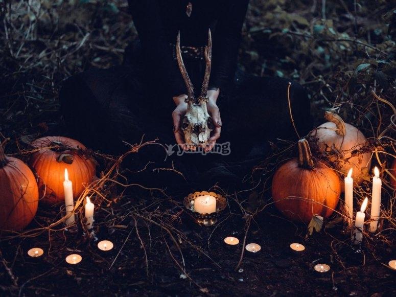 Ritual de brujeria