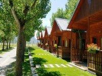 Calle de los bungalows