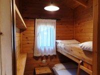 Habitación del bungalow