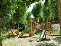 Parque infantil Aigüestortes Camping Resort