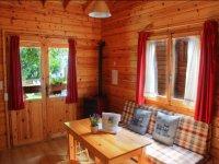 Alojamiento en madera