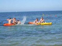 Kayaks biplaza