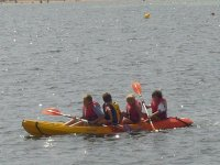 Kayaks de 4 plazas