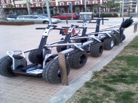 Our segway at your disposal