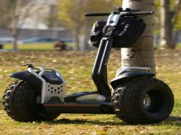 The segway, the sector revolution