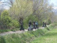 Segway river tour