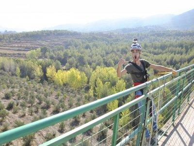 Del puenting al barranquismo en Valencia con En Ruta