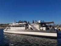 Catamaran para excursiones