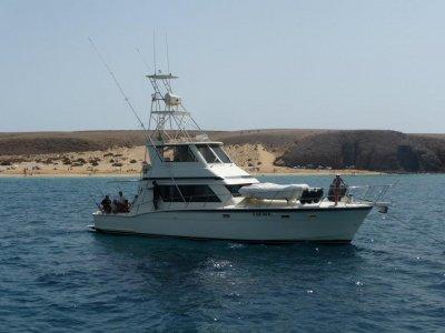 Belduca Lanzarote Fishing Charter Pesca