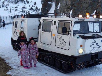 Gicafer: la alternativa a los deportes de nieve en Andorra