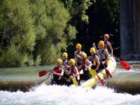 Rafting con Guadalkayak