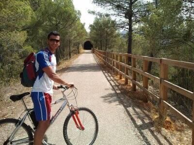 Percorso ciclistico gratuito + picnic sulla Greenway