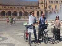 Touring Seville by bike