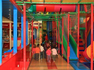 Parque infantil Barcelona grupos y escuelas 2h