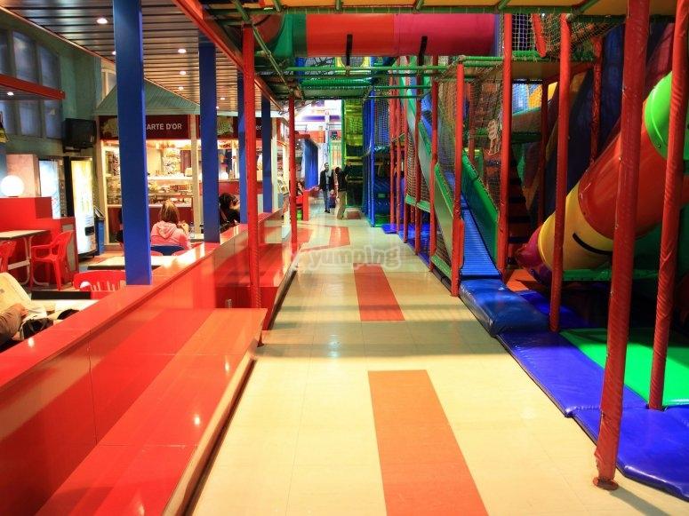 Large facilities