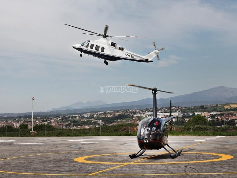 Landing zone