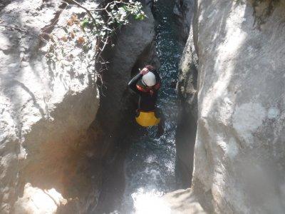 Roca y Agua Barranquismo